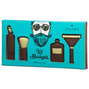 kit-barbear-de-chocolate-ao-leite-e-branco-lugano-75g